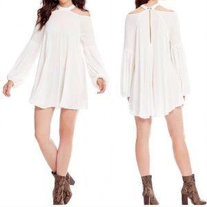 Free People Drift Away Cold Shoulder Dress / Tunic
